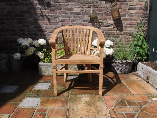 Teak chair Betawi Gelung - Picture 8