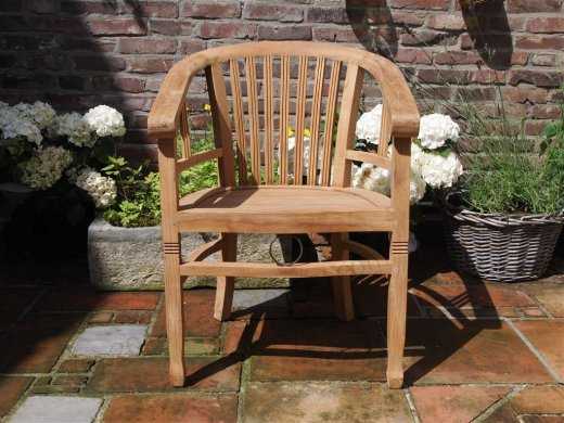 Teak chair Betawi Gelung - Picture 5