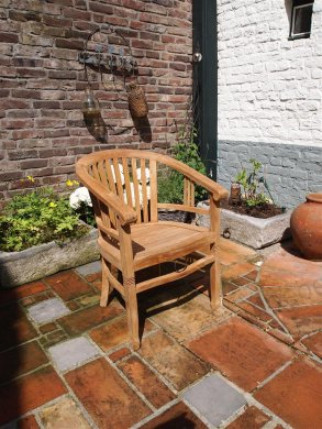 Teak chair Betawi Gelung - Picture 7
