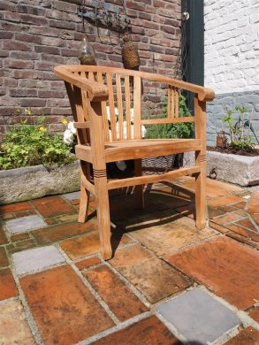 Teak chair Betawi Gelung - Picture 4