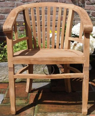 Teak chair Betawi Gelung - Picture 2