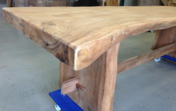 Suar Dining Table 300cm - Picture 1