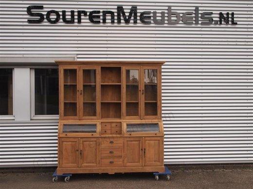 Teak cabinet 210cm - Picture 2