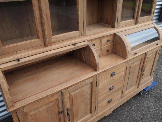 Teak cabinet 210cm - Picture 3