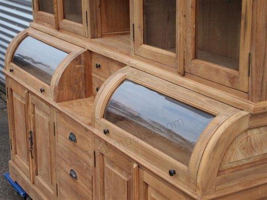 Teak cabinet 210cm - Picture 5