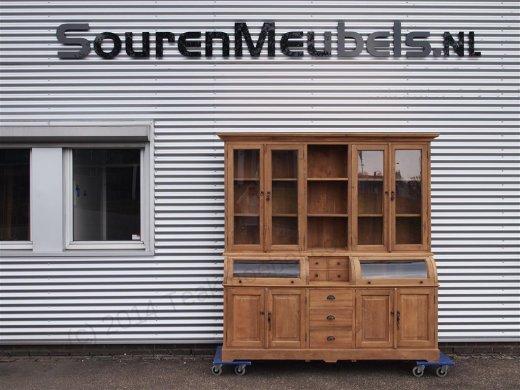 Teak cabinet 210cm - Picture 9