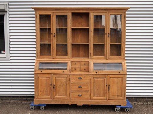 Teak cabinet 210cm - Picture 10