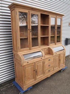 Teak cabinet 210cm - Picture 11