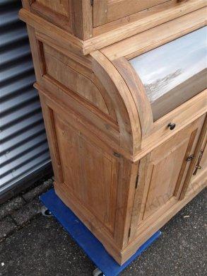 Teak cabinet 210cm - Picture 8