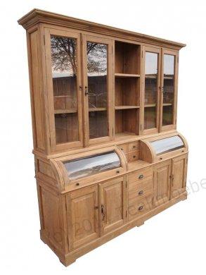 Teak cabinet 210cm - Picture 1