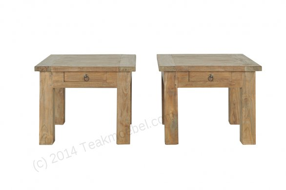 Teak coffeetable Dingklik - Picture 8