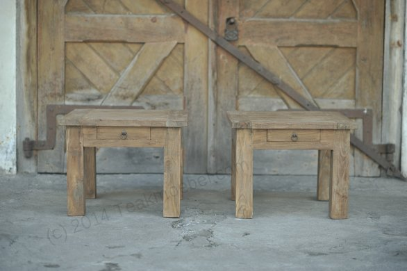 Teak coffeetable Dingklik - Picture 1
