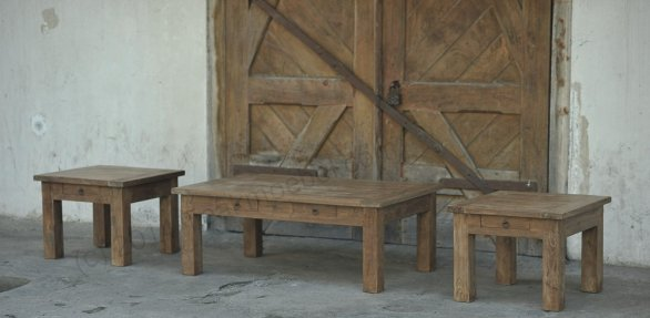 Teak coffeetable Dingklik - Picture 5