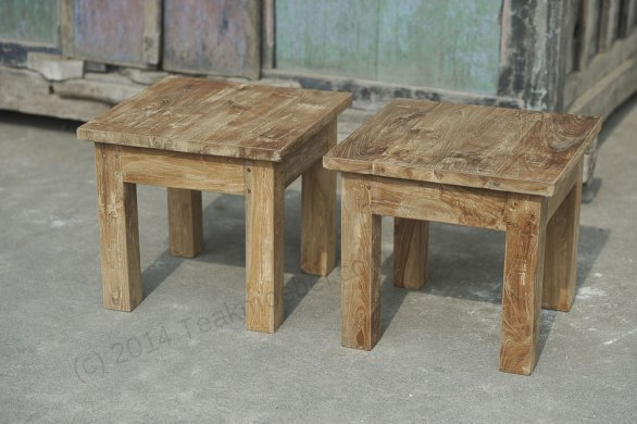 Teak coffeetable Lesung - Picture 2