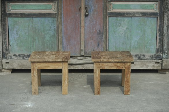 Teak coffeetable Lesung - Picture 1