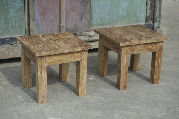 Teak coffeetable Lesung - Picture 0