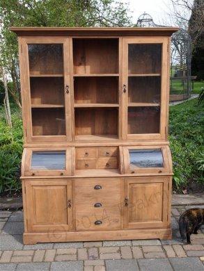 Teak cabinet 160cm - Picture 14