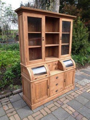 Teak cabinet 160cm - Picture 2