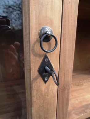 Teak cabinet 160cm - Picture 3