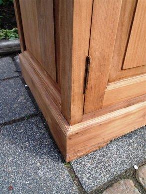 Teak cabinet 160cm - Picture 4