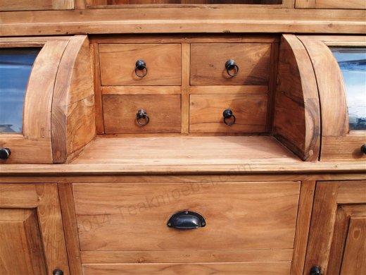 Teak cabinet 160cm - Picture 5