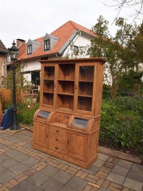 Teak cabinet 160cm - Picture 9