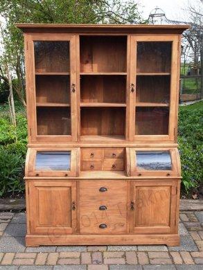 Teak cabinet 160cm - Picture 12