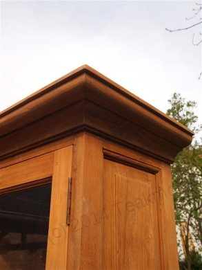 Teak cabinet 160cm - Picture 15