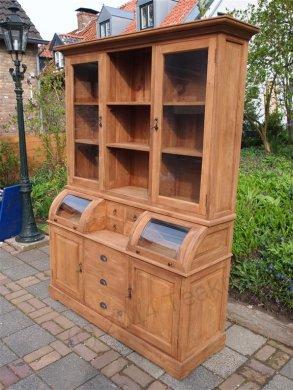 Teak cabinet 160cm - Picture 13