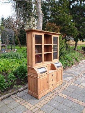 Teak cabinet 160cm - Picture 8