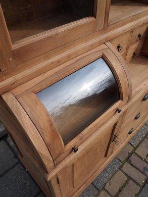 Teak cabinet 160cm - Picture 6