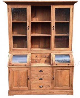 Teak cabinet 160cm - Picture 16