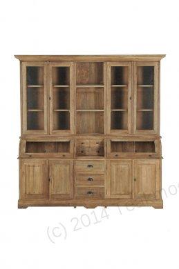 Teak cabinet 210cm - Picture 0