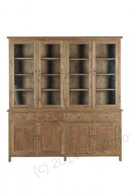 Teak cabinet 200cm reclaimed - Picture 0