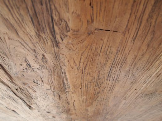Teak refectory table 280x100cm - Picture 3