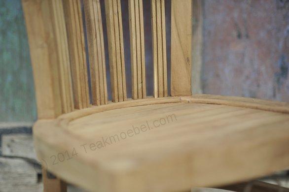 Teak chair Endang - Picture 2