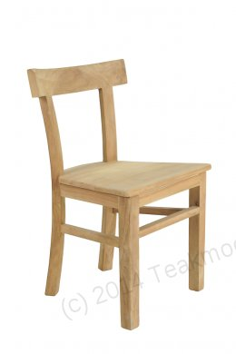 Teak chair FAT - Picture 0
