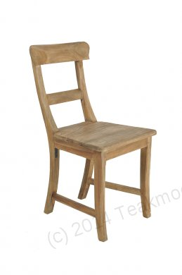 Teak chair Mariotto rustic - Picture 5