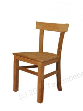 Teak chair FAT - Picture 2