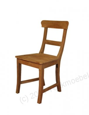 Teak chair Mariotto - Picture 3