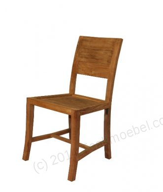 Teak chair Lies - Picture 0