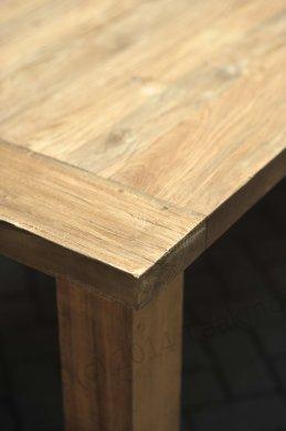 Teak table London 200x100cm - Picture 9