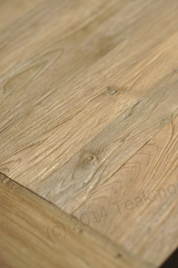 Teak table London 200x100cm - Picture 7