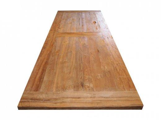 Teak table London 200x100cm - Picture 6