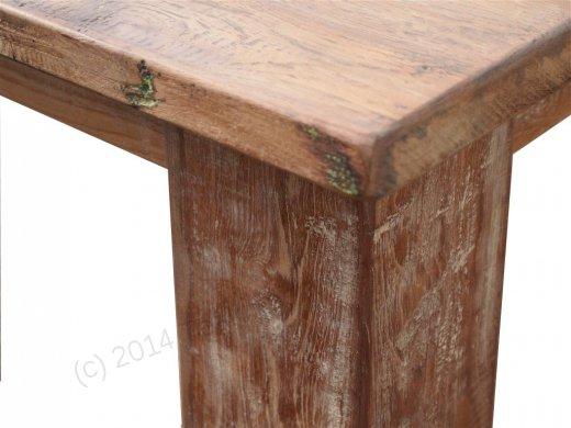 Teak table 320 x 120 cm reclaimed - Picture 2
