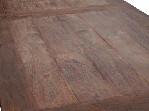 Teak table 320 x 120 cm reclaimed - Picture 3