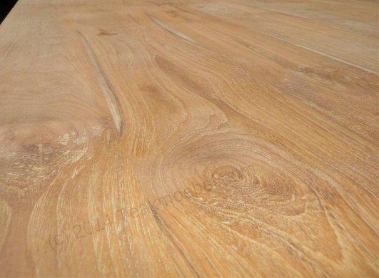 Teak table 160 x 90 cm - Picture 3