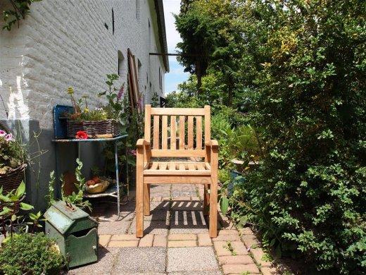 Teak garden chair Beaufort - Picture 2