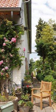 Teak garden chair Beaufort - Picture 3