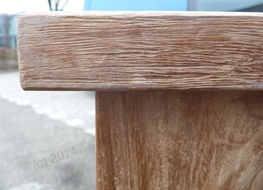 Teak garden table 300 x 100 cm - Picture 1